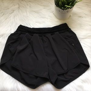 lululemon athletica Shorts - Lululemon Black Shorts